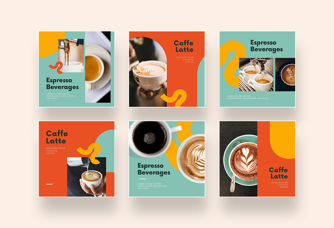 Coffee Shop Promotion Instagram - 01 Preview 10 -