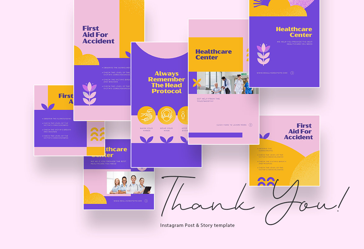 Medical Healthcare Info Instagram Canva - 04 Preview 11 -