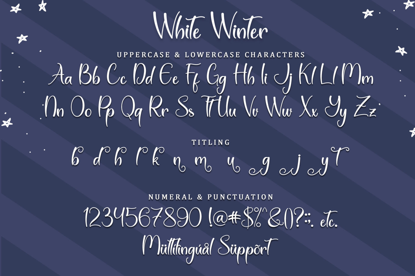 Winter Winter - PREVIEW 6 8 -