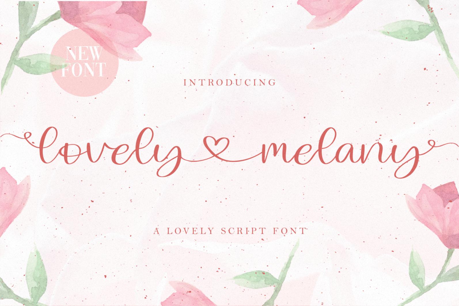 Lovely Melany - 1 39 -
