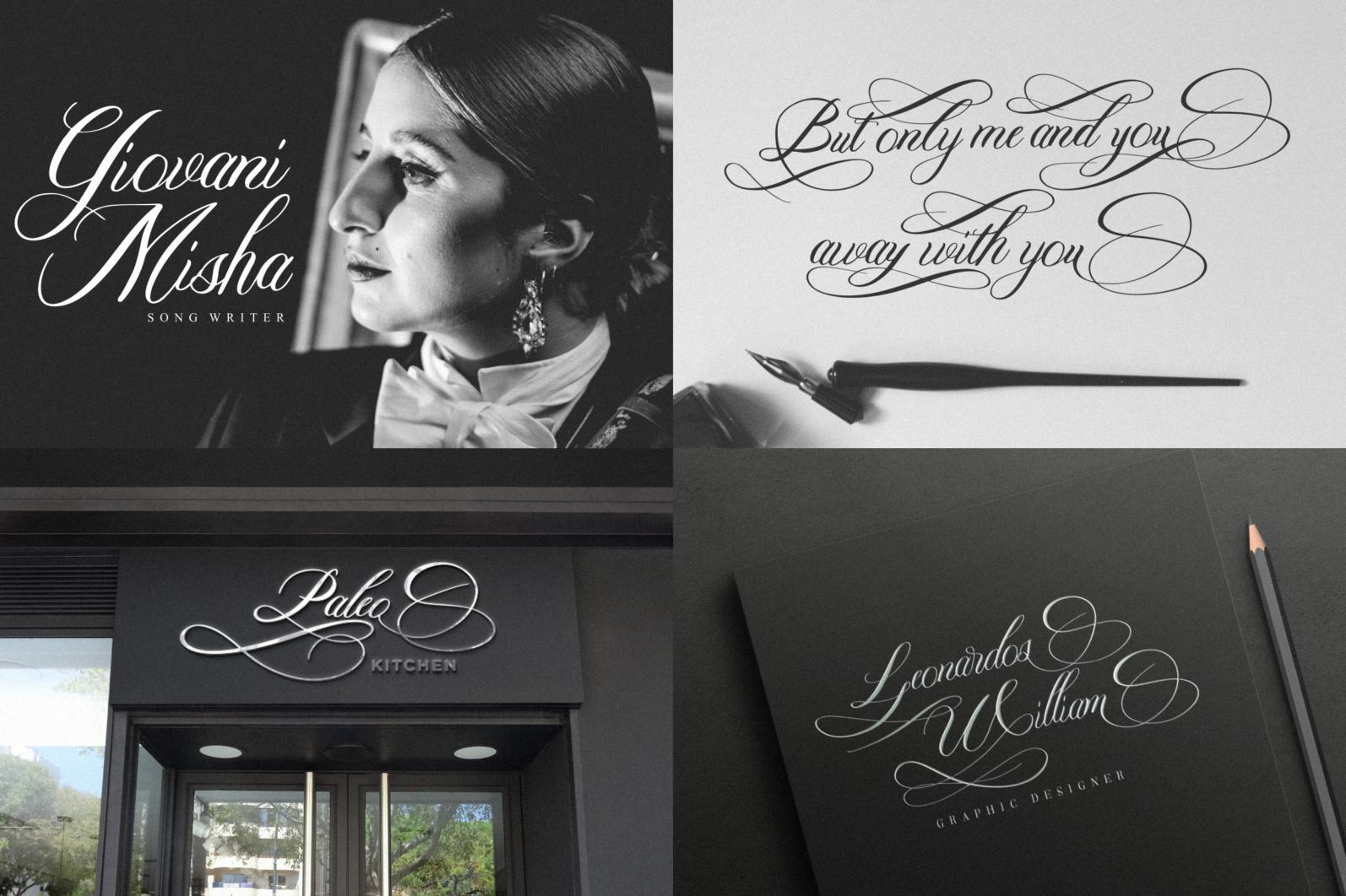 Crafting Font Bundle - Holdywood -