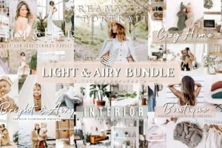 "<span style=""display: none"">Preset Bundles</span> - light airy preset bundle lightroom desktop mobile filters photo editing best photography presets 2022 1800x1800 -"